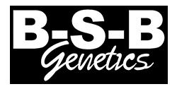 B-S-B GENETICS